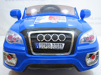 Mobil Mainan Aki Junior TR1101A Audi 2 Dinamo Motor