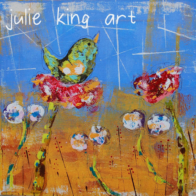 julie king original art