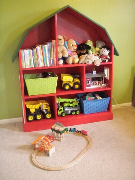 Diy Toy Holder : Cool diy toy storage ideas do it yourself and