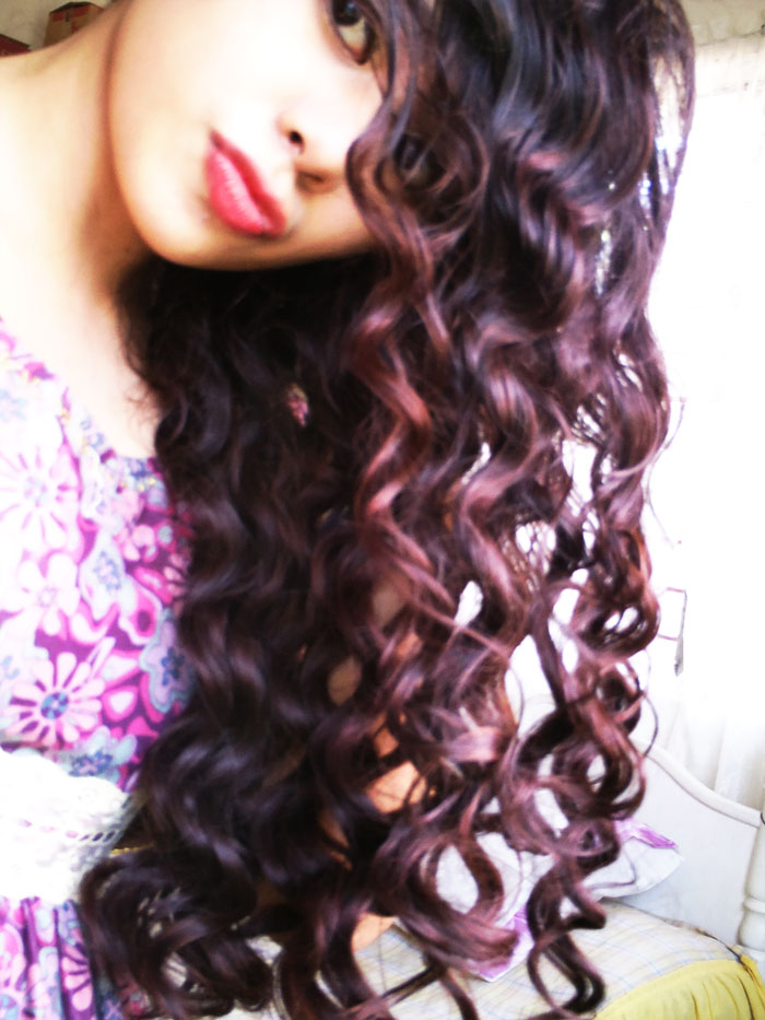 how to get wavy hair no heat