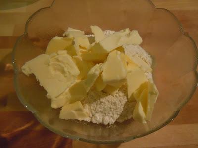 Muffins de Jamón con queso