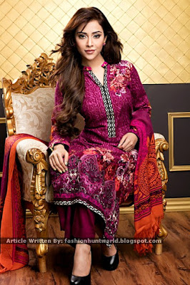 Gul Ahmed Winter Collection 2015