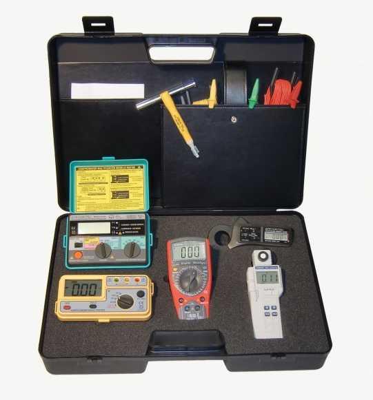 Maletín para instalador eléctrico MI40