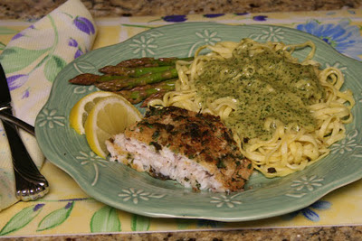 Brenda's Fall Menu Features Italian-Style Crusted Flounder with Pasta ...