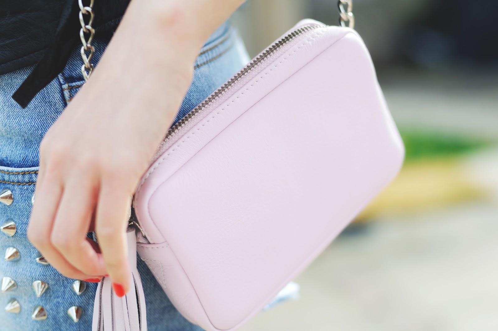 Pastel Pink bag