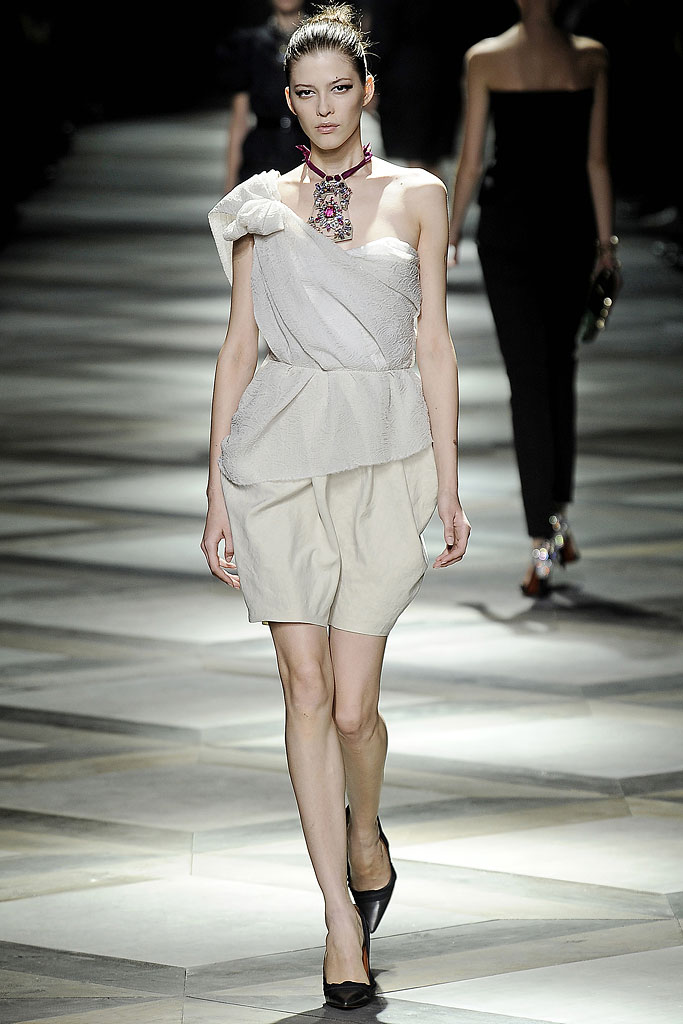 via fashioned by love | Lanvin Spring/Summer 2009
