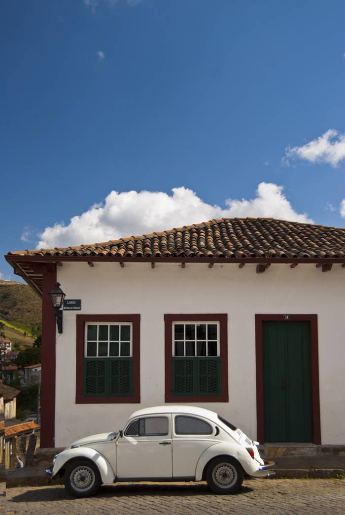 Ouro Preto (from Portuguese, Black Gold) is a city in the state of Minas Gerais, Brazil, a former colonial mining town located in the Serra do Espinhaço mountains and designated a World Heritage Site by UNESCO because of its outstanding Baroque architecture.