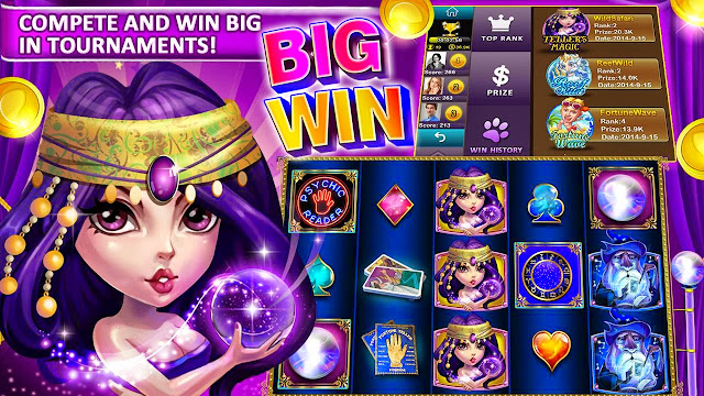 Slots Tournament apk and mod unlimited coins hacked