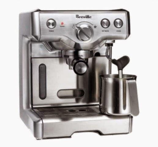 mesin pembuat kopi ekspresso