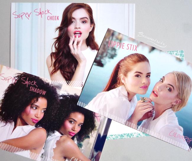 ColourPop makeup: photos, swatches