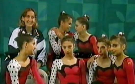 Marta Baldó, Nuria Cabanillas, Estela Giménez, Lorena Guréndez, Tania Lamarca, Estíbaliz Martínez