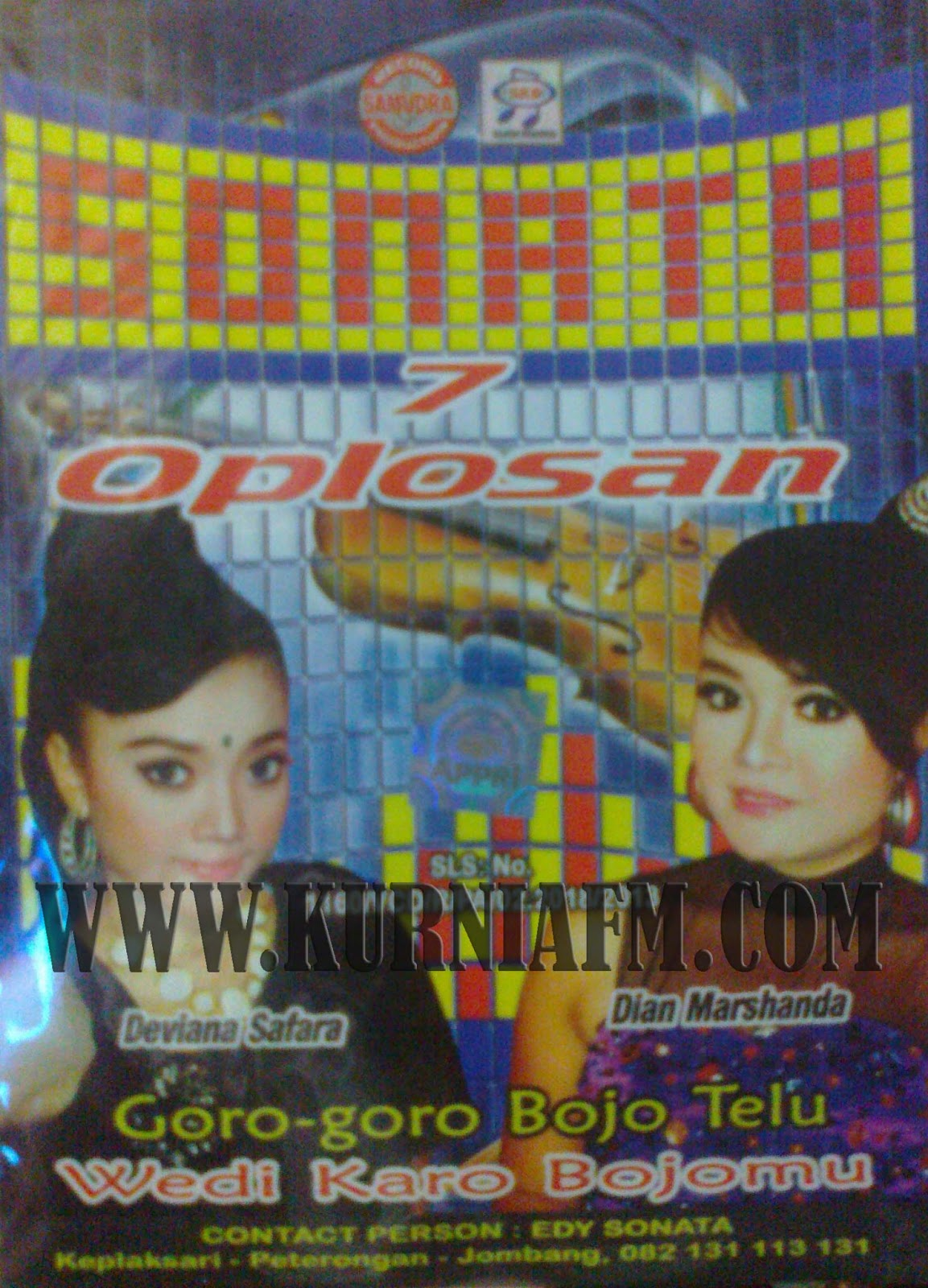 Download Mp3 Album Terbaru Om.Sonata Vol 7 Full Album
