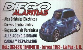 Alarmas - Diego