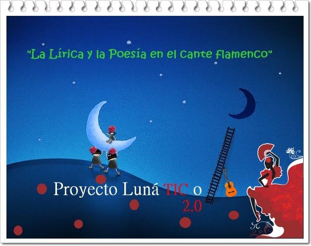 LunáTICos 2.0 y la lírica del flamenco