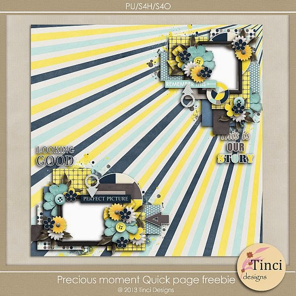 Memory Mix April at Mscraps - Precious moment collection $ 2 sale - freebie