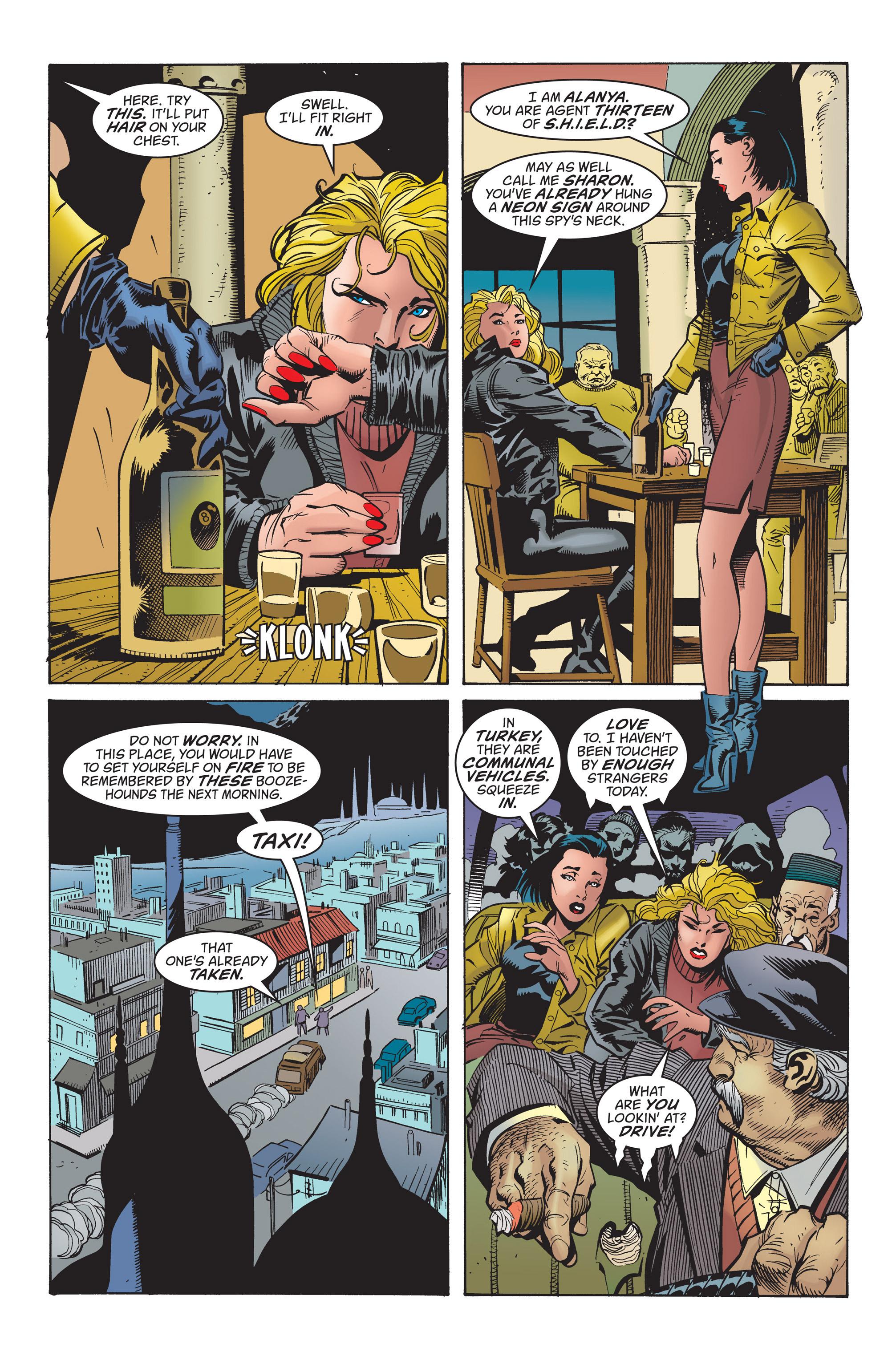 Captain America (1998) Issue #21 #27 - English 6