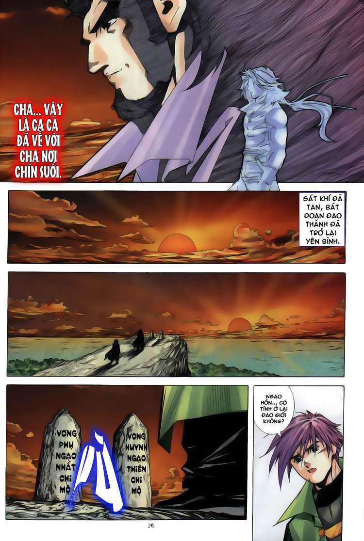 Kiếm Hồn - Sword Soul chap 63 - Trang 28