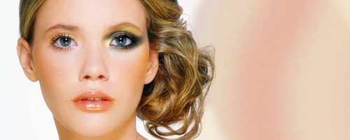 maquillaje ojos pequeños antes y despues
