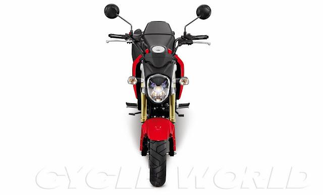 2014 Honda MSX125 003