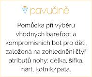 výběr barefoot bot