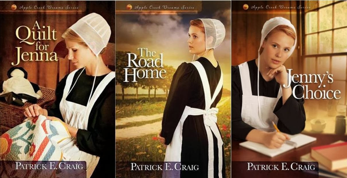 Author Patrick E. Craig offers 3-book Giveaway on Chat With Vera