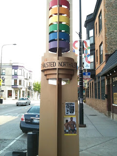 Boy Butter Propaganda Machine in Chicago for IML 2011