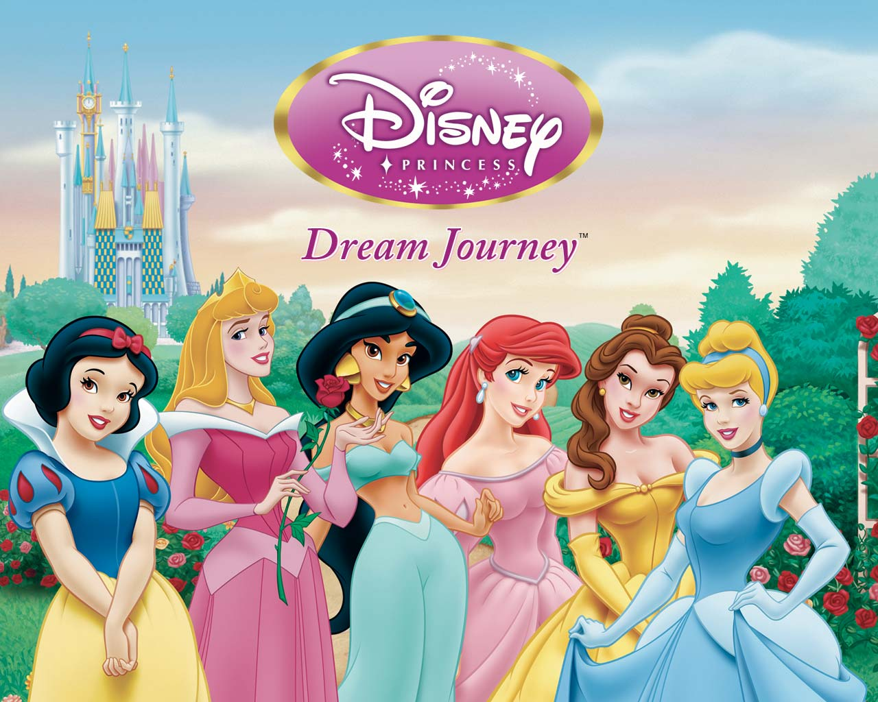 Disney Wallpapers HD: Disney Princess Wallpapers HD