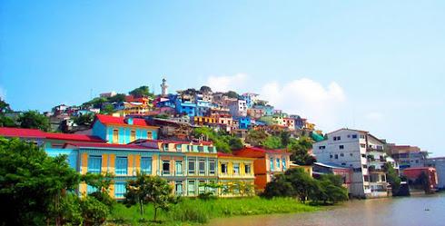 Canción al Nueve de Octubre o Himno a Guayaquil (Haga click sobre la imagen)