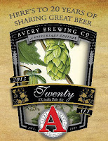 Avery Brewing 20th Anniversary Party