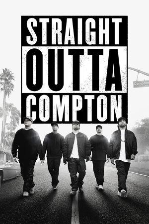 Poster Straight Outta Compton 2015