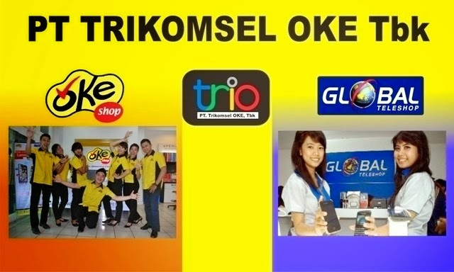 Lowongan Kerja Customer Service di di PT Trikomsel Oke, Tbk – Penempatan Semarang, Tegal, Kudus, Pekalongan, Yogyakarta & Solo