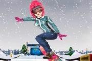 Snowboard Kaykaycı