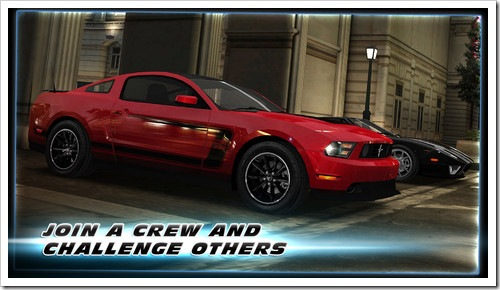 screenshot 4 Fast & Furious 6 The Game v1.0.3