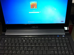 Asus N53S Laptop After Jack Repair
