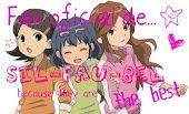 Soy fan de Sil-Pau-Bel ^^