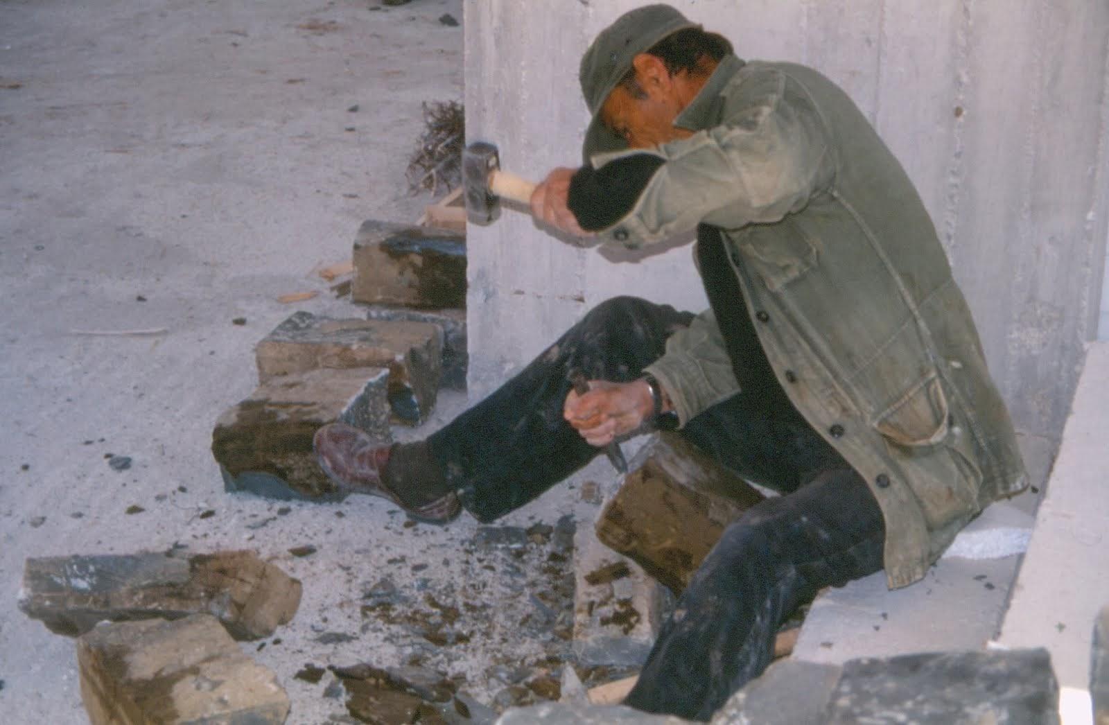 Ένας 85χρονος Κλουκινοχωρίτης θυμάται...