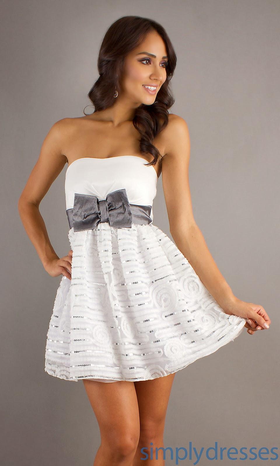 Alucinantes vestidos de fiesta