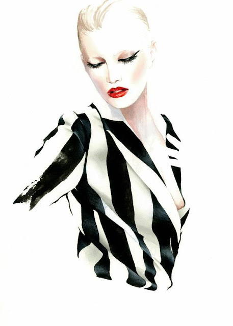 Pretty Fashion Illustrations