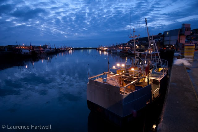 Through The Gaps Newlyn Fishing News Job Vacancy With