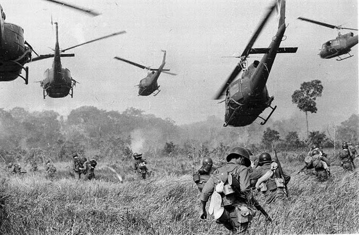 Grupo de helicópteros