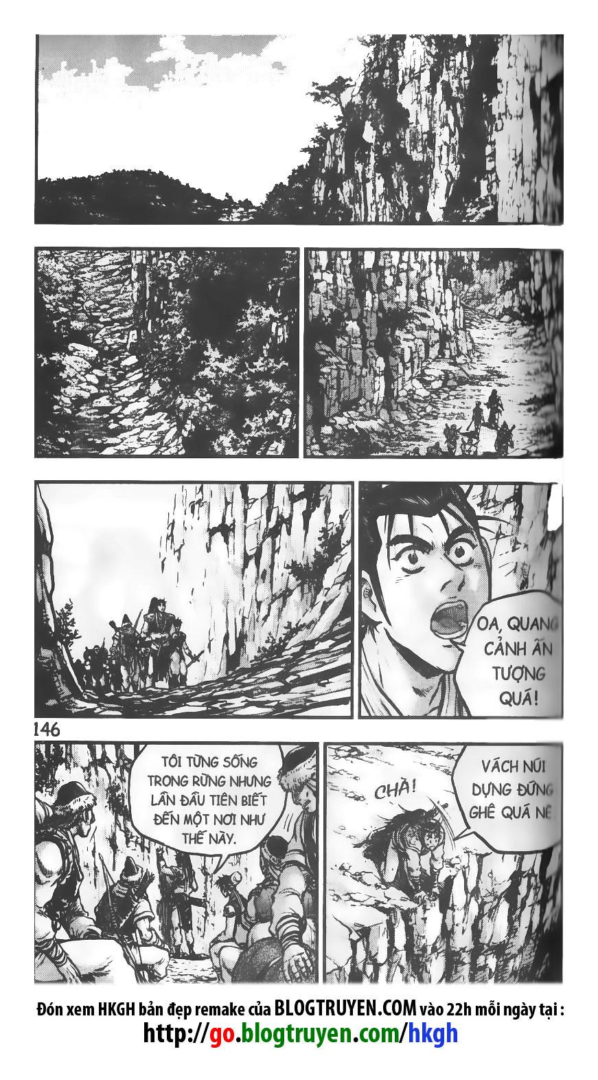 Hiệp Khách Giang Hồ chap 410 Trang 12 - Mangak.info