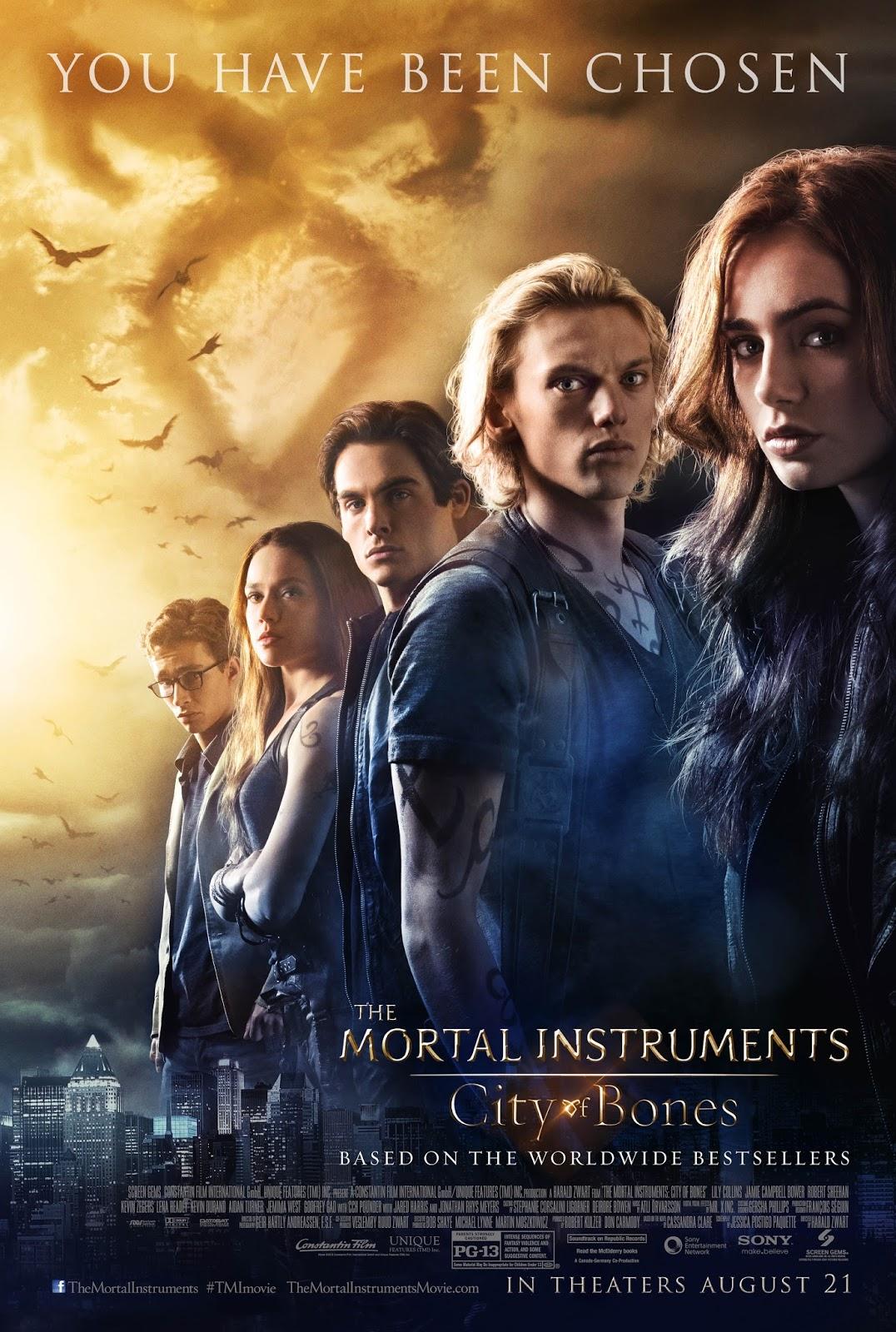 the mortal instruments city of bones wallpapers - The Mortal Instruments City of Bones Movie Wallpaper #1