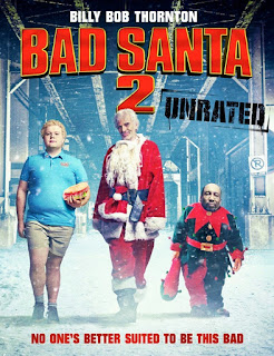 Ver Bad Santa 2 (2016) película Latino HD
