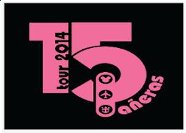 Tour Quinceañeras 2014