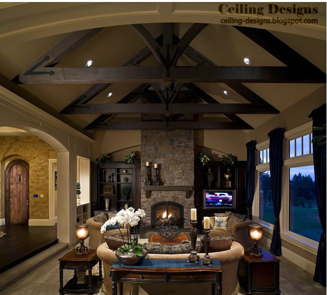 Wood ceiling panels collection for Decorative ceilings