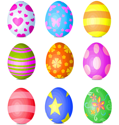 Fun With Easter Eggs At Home With Vicki Bensinger