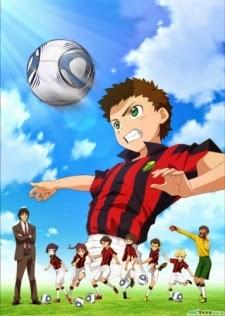 Ginga E Kickoff !! - Phim anime bóng đá