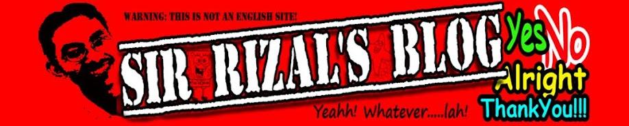 Sir Rizal's Blog