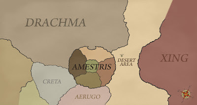 Mapa do Universo de Fullmetal
