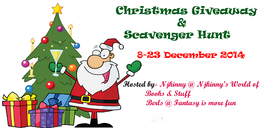 Win Loads in the Christmas Giveaway & Scavenger Hunt!